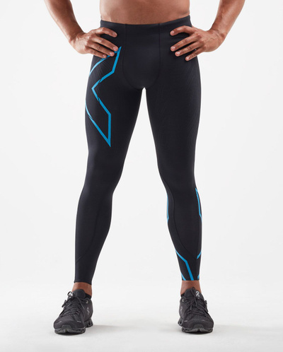 Mcs Run Compression Tights With Back Storage
