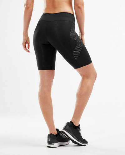 Motion Mid-Rise Compression Shorts