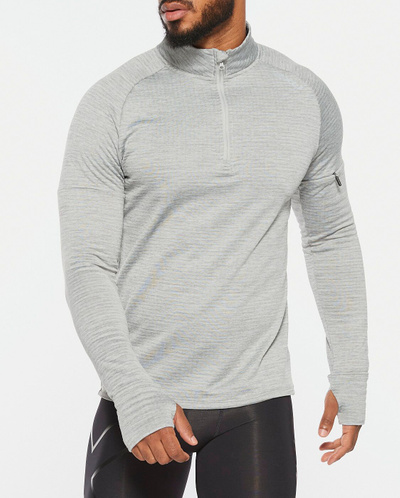 Pursuit Thermal 1/4 Zip Long Sleeve Top