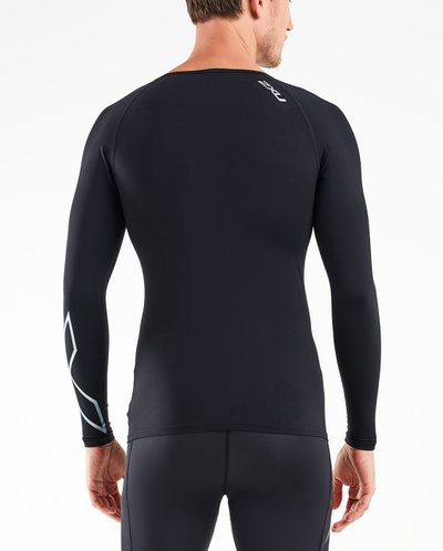 Thermal Compression Long Sleeve Top