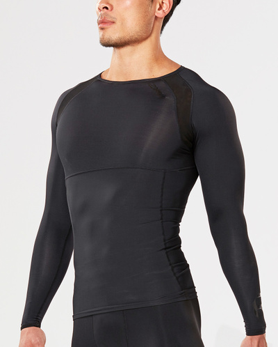 Refresh Recovery Compression Long Sleeve Top